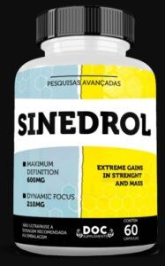 Sinedrol Suplemento Funciona Mesmo? [DESCONTO EXCLUSIVO]