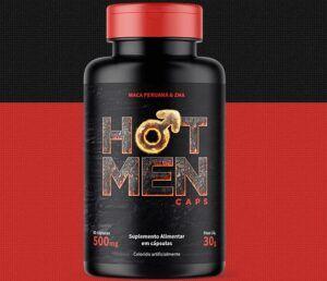 Hot Men Caps Funciona Mesmo? [Bula, Mercado Livre, Onde Comprar?]