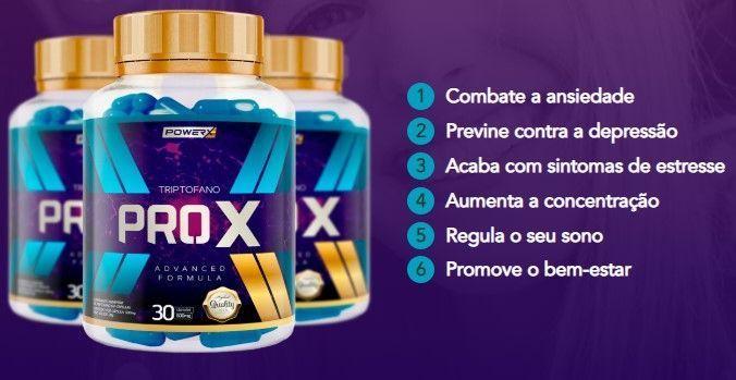 Triptofano Pro X