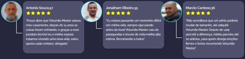 Volumão Master
